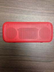 Insignia Portable Bluetooth Stereo Speaker NS-CSPBTHOL16-R Wireless - EE681969