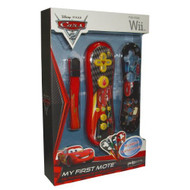 My First Mote Disney Pixar Cars Remote For Wii Red - EE682000