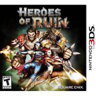 Heroes Of Ruin Nintendo For 3DS RPG - EE682136