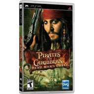 Pirates Of The Caribbean Dead Man's Chest Sony For PSP UMD Disney - EE682162