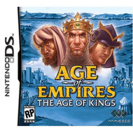 Age Of Empires: The Age Of Kings For Nintendo DS DSi 3DS 2DS Strategy - EE682171