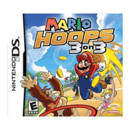 Mario Hoops 3 On 3 For Nintendo DS DSi 3DS 2DS - EE682177