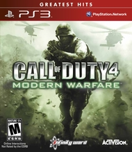 Call Of Duty 4: Modern Warfare Game Of The Year Edition For - EE682273