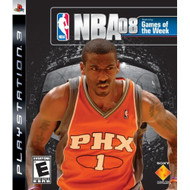 NBA 08 For PlayStation 3 PS3 Basketball With Manual And Case - EE678395