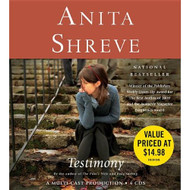 Testimony: A Novel By Shreve Anita Authors Hachette Reader On Audio - EE682543