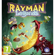 Rayman Legends PlayStation Vita For Ps Vita With Manual and Case - EE682658