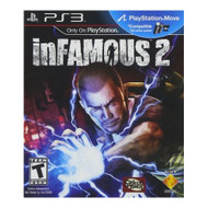 Infamous 2 For PlayStation 3 PS3 - ZZ682715