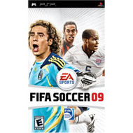 FIFA Soccer 09 Sony For PSP UMD With Manual and Case - EE682756