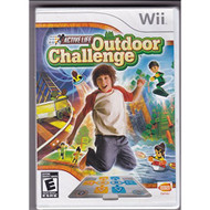 Active Life Outdoor Challenge Game Only For Wii And Wii U Puzzle - EE682796