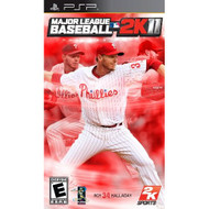 Major League Baseball 2K11 For PSP UMD - EE682999