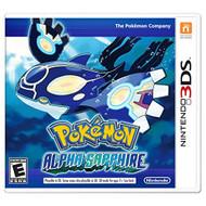 Pokemon Alpha Sapphire Nintendo For 3DS RPG - EE683173