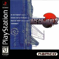 Ace Combat 2 For PlayStation 1 PS1 With Manual and Case - EE683263