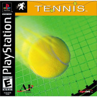 Sony PlayStation Tennis Game For PlayStation 1 PS1 With Manual and - EE683267