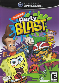Nickelodeon Party Blast Ngc For GameCube - EE683307