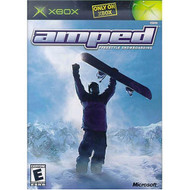 Amped: Freestyle Snowboarding For Xbox Original With Manual And Case - EE683429