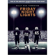 Friday Night Lights Full Screen Edition On DVD With Billy Bob Thornton - EE683464