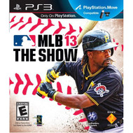 MLB 13 The Show For PlayStation 3 PS3 Baseball - EE683536