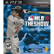 MLB 10: The Show For PlayStation 3 PS3 Baseball - EE683544
