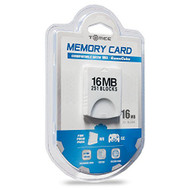 Tomee 16MB Memory Card For Wii/ For GameCube Expansion - EE683821
