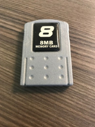 8MB Memory Card PS2 Expansion For PlayStation 2 - EE683866