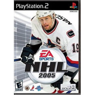 NHL 2005 For PlayStation 2 PS2 Hockey - EE683934