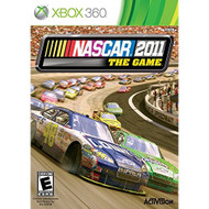 NASCAR The Game 2011 For Xbox 360 Racing - EE684045