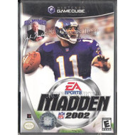 Madden NFL 2002 For GameCube Football - EE684080