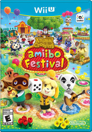 Animal Crossing: Amiibo Festival For Wii U Board Games - EE684084