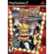 Buzz: The Hollywood Quiz Stand Alone For PlayStation 2 PS2 Trivia - EE684137