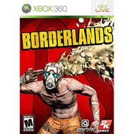 Borderlands 1 Game For Xbox 360 Shooter - EE684341