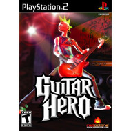 Guitar Hero Game Only For PlayStation 2 PS2 Music - EE684386