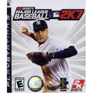 Major League Baseball 2K7 By 2K For PlayStation 3 PS3 - EE684545