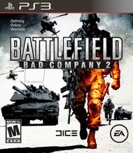 Battlefield Bad Company 2 For PlayStation 3 PS3 Shooter - EE684827