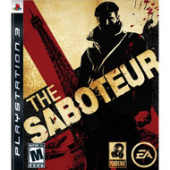 The Saboteur For PlayStation 3 PS3 - EE684995