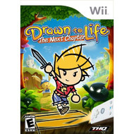 Drawn To Life: The Next Chapter For Wii With Manual and Case - EE685028