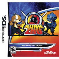 Kung Zhu For Nintendo DS DSi 3DS 2DS - EE685158