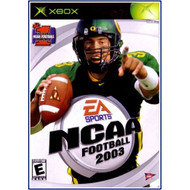 NCAA Football 2003 For Xbox Original With Manual And Case - EE685264
