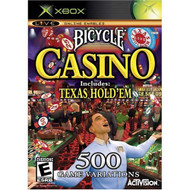 Bicycle Casino 2005 Includes Texas Hold 'Em Xbox For Xbox Original - EE685291