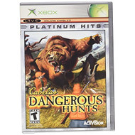 Cabela's Dangerous Hunts Xbox For Xbox Original - EE685306
