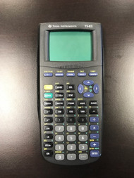 Texas Instruments TI-83 Graphing Calculator Ti 83 - EE685359