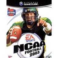 NCAA Football 2003 For GameCube - EE685476