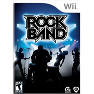 Rock Band Game Only For Wii Music - EE685516
