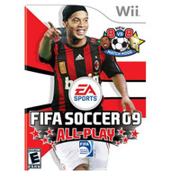FIFA Soccer 09 All-Play For Wii - EE685512