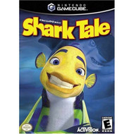 Shark Tale For GameCube With Manual And Case - EE685763