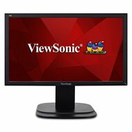 Viewsonic VG2039M-LED 20 Inch Ergonomic Monitor DisplayPort DVI VGA - EE685862