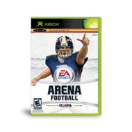 Arena Football Xbox For Xbox Original With Manual and Case - EE685876