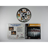 Bowling For PlayStation 1 PS1 With Manual And Case - EE685910