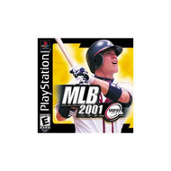 MLB 2001 PlayStation For PlayStation 1 PS1 Baseball - EE685916