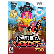 Skate City Heroes For Wii And Wii U - EE686012