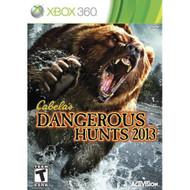Cabela's Dangerous Hunts 2013 For Xbox 360 Shooter - EE686610